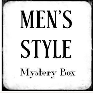 Men's Style Reseller Mystery Box 10 pc.